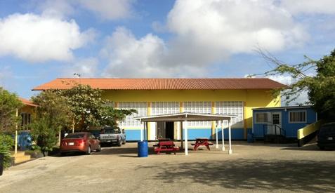 CLASSROOMS COLEGIO ARUBANO