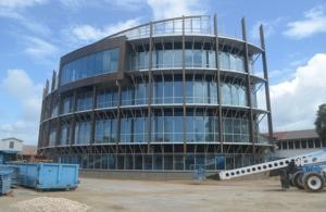 EXTENSION PARLIAMENT BUILDING